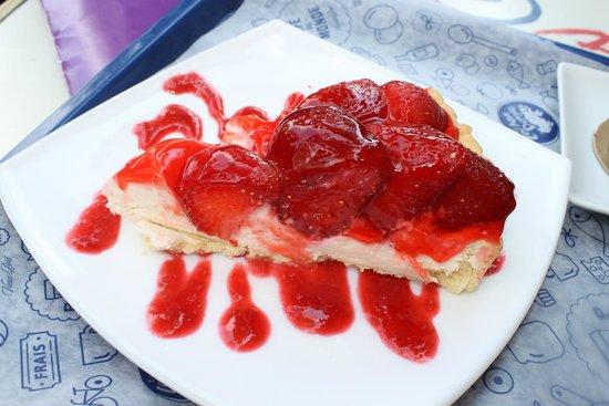 Le Petit Cochon Dingue: dessert