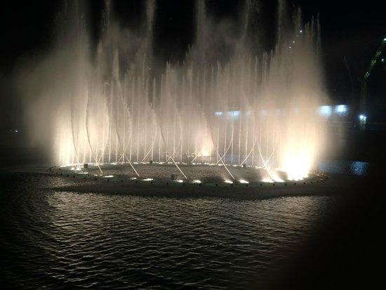 La Fuente de Dubai: Lovely..