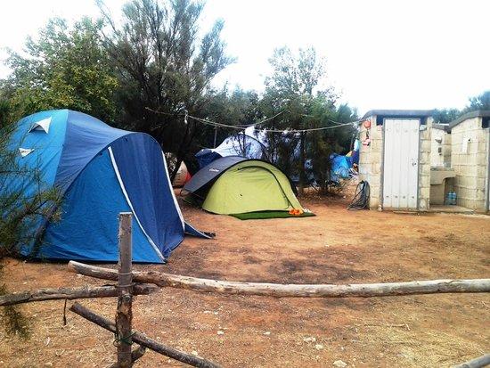 Piazzole con bagno privato picture of campeggio di vita vera marina di modica tripadvisor - Bagno da campeggio ...