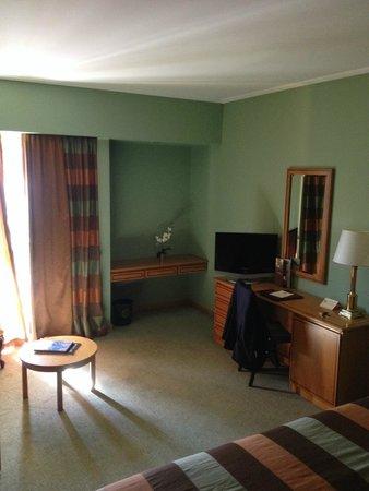 Hotel dos Templarios: room