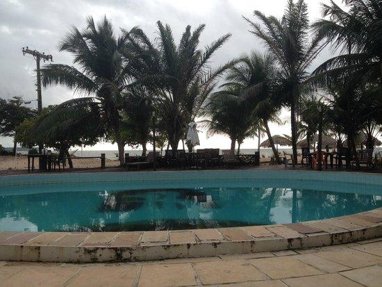 Pousada dos Guaras: piscina