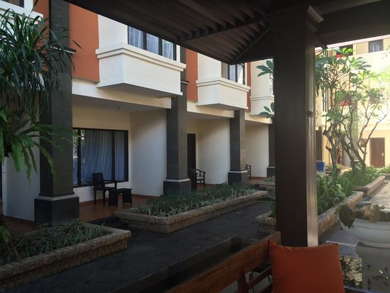 BEST WESTERN Resort Kuta: The room that we ever stayed at 2011, room 1119, 1120
