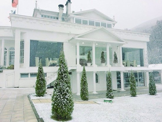 The White House: Wh