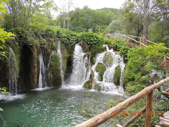Plitvice Lakes National Park : 4