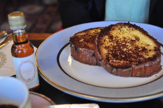 Ladurée : フレンチトースト