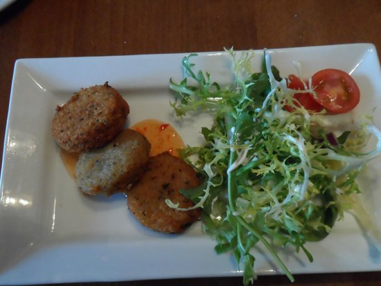 The Waterfront: The Thai Crab Cakes