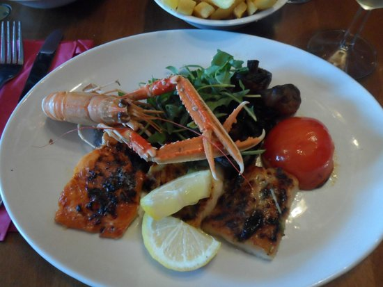 The Waterfront: The Mixed Fish Grill