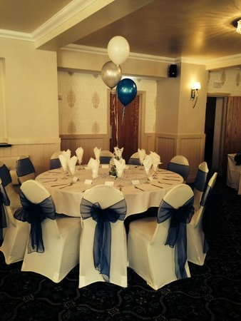 The Oak Hotel: Function Room