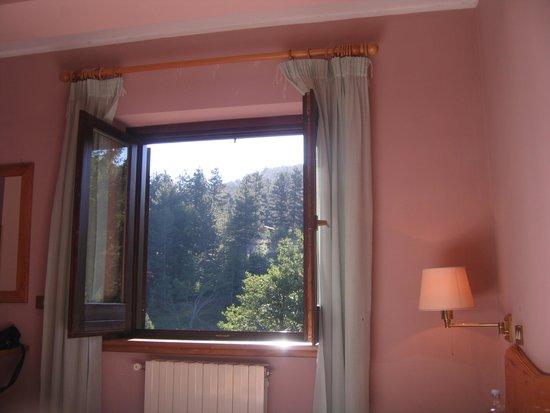 Hotel Lo Sciatore : panorama dalla stanza