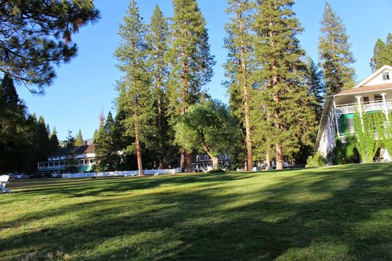 Big Trees Lodge : Wawona Hotel