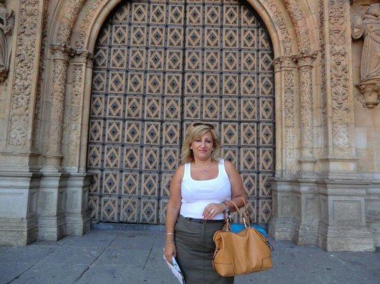 Centro histórico de Salamanca: San Esteban preciosa