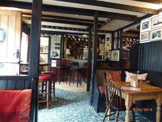 The Rockford Inn for lunch