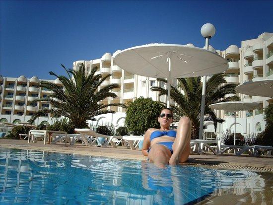 El Mouradi Hammamet: Pool