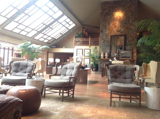 Four Seasons Resort Lana'i, The Lodge at Koele : nice!