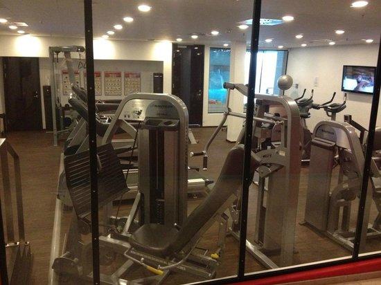 Tivoli Hotel : Gym 2