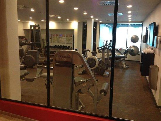 Tivoli Hotel : Gym 1