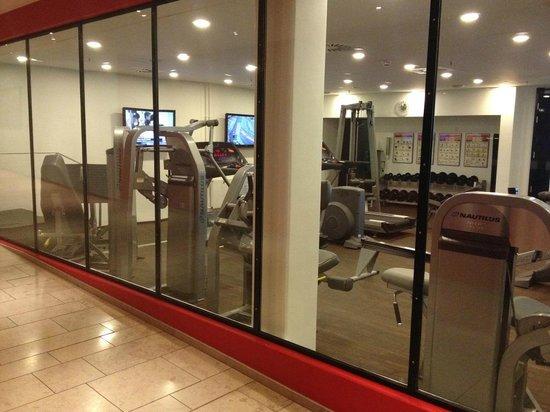 Tivoli Hotel : Gym 3