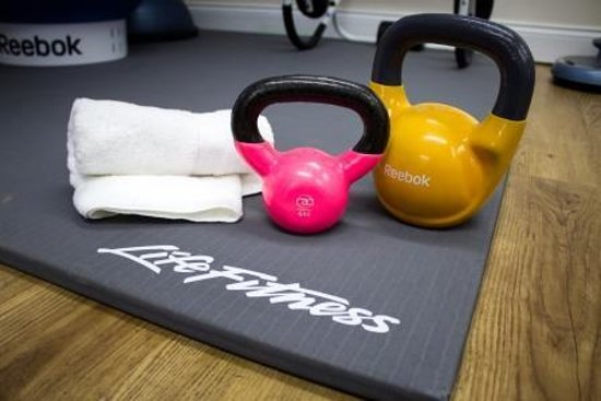Best Western Plus Ullesthorpe Court Hotel & Golf Club: Fitness Room