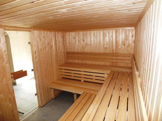 Best Western Plus Ullesthorpe Court Hotel & Golf Club: Sauna