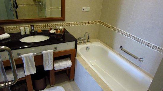 Royale Chulan Kuala Lumpur: バスルーム
