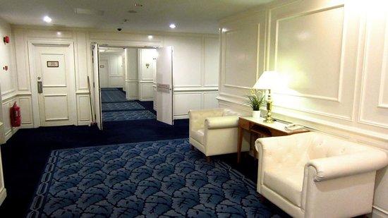 Royale Chulan Kuala Lumpur: 廊下