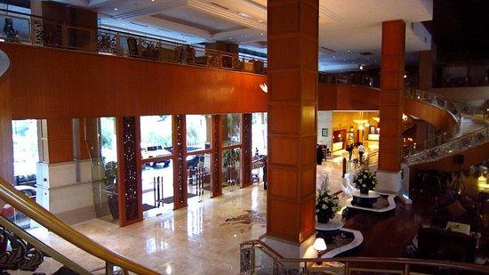 Royale Chulan Kuala Lumpur : エントランスホール