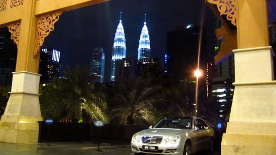 Royale Chulan Kuala Lumpur : 車付