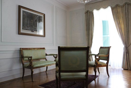 Quirinale Hotel : SALON PRIVE