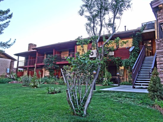Cliffrose Lodge & Gardens: Das Hotel