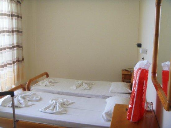 Rethymno Sunset Hotel : номер