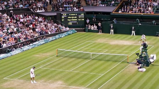 Photo of The All England Lawn Tennis Club taken with TripAdvisor City Guides