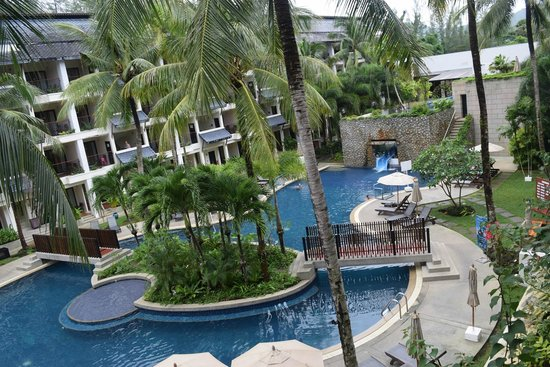 Swissotel Resort Phuket Kamala Beach: Pool