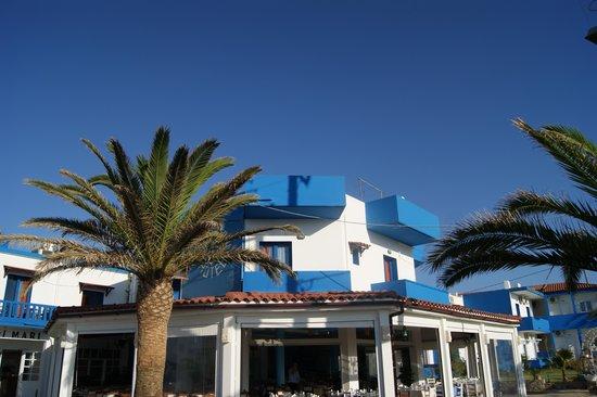 Hotel Mari Beach: Отель