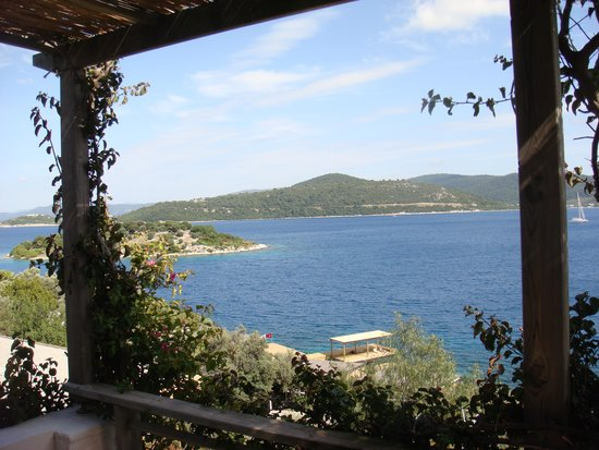 Macakizi Hotel Bodrum: view from room