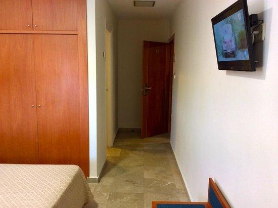 Hotel Los Galanes: Habitacón