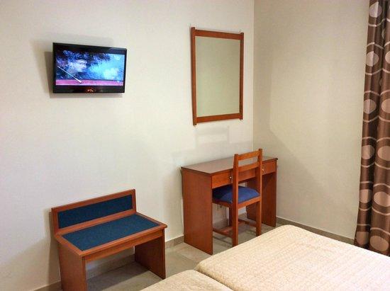 Hotel Los Galanes: Habitación