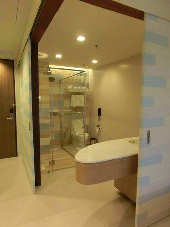 Holiday Inn Resort Krabi Ao Nang Beach : Beautiful toilet !