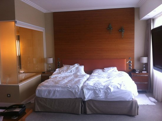 Hotel Okura Ámsterdam: Bedroom