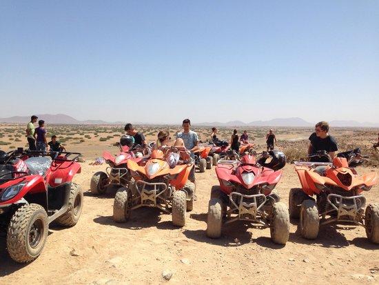 Maroc Quad Passion - Day Tours: Have a break