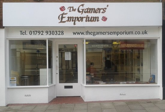 ‪The Gamers' Emporium‬