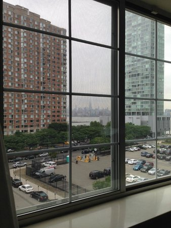 Candlewood Suites Jersey City: View from room