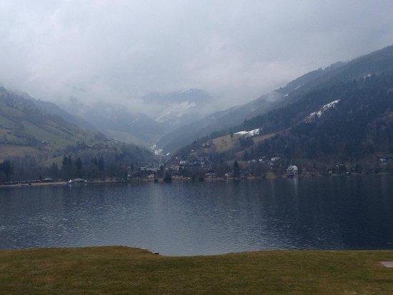 Lake Zell : В облаках