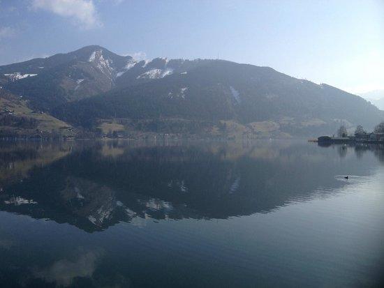 Lake Zell : горы