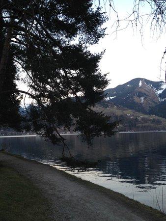 Lake Zell : дорожки