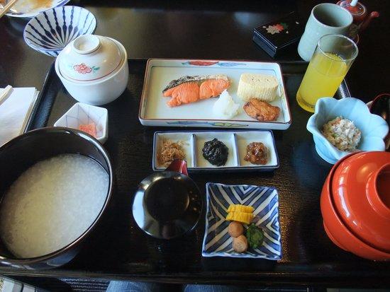 ANA Crowne Plaza Hiroshima: 和朝食