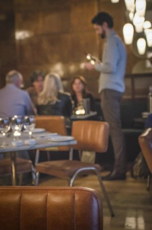 Odessa Club & Restaurant : Restuarant manager Matt