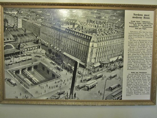 Grand Hotel: What it looked like when built