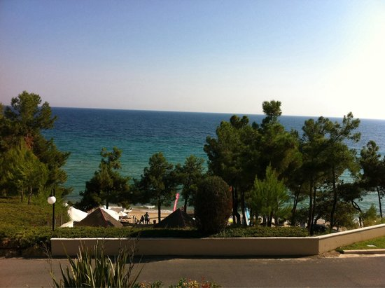 Ikos Oceania : View from room