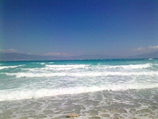 Chrissi Island : Золотой пляж Хрисси