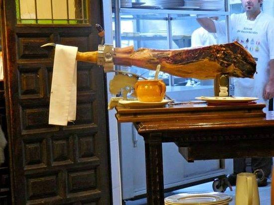 Restaurante Jose Maria: A little Jamon iberico